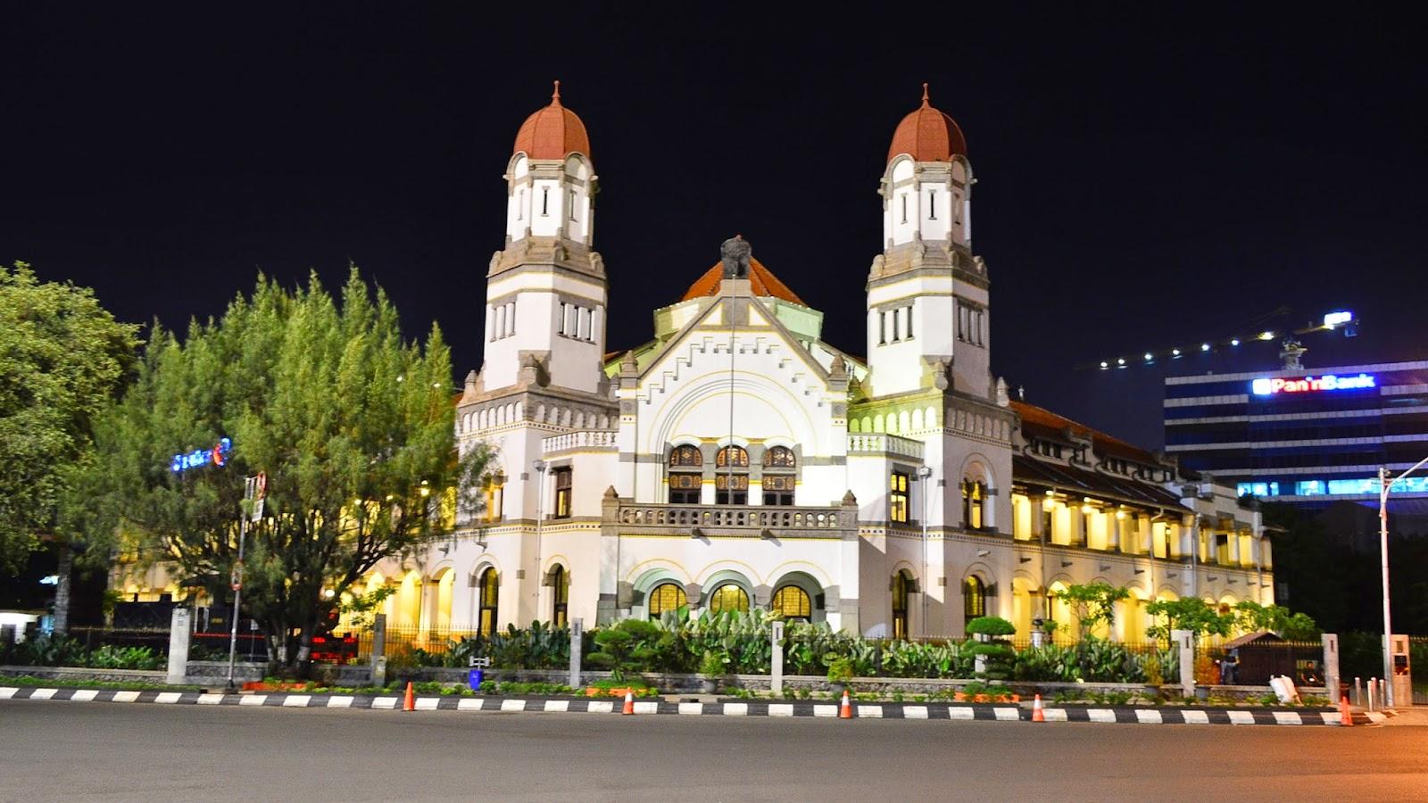 Beberapa Tempat Terseram Di Indonesia