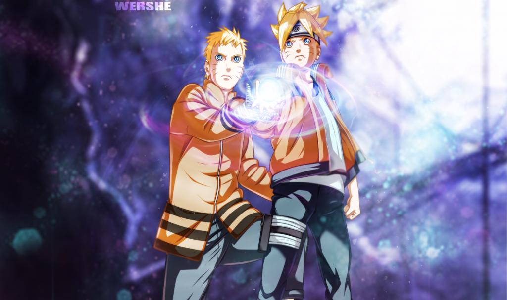 Wallpaper Naruto Yang Lucu