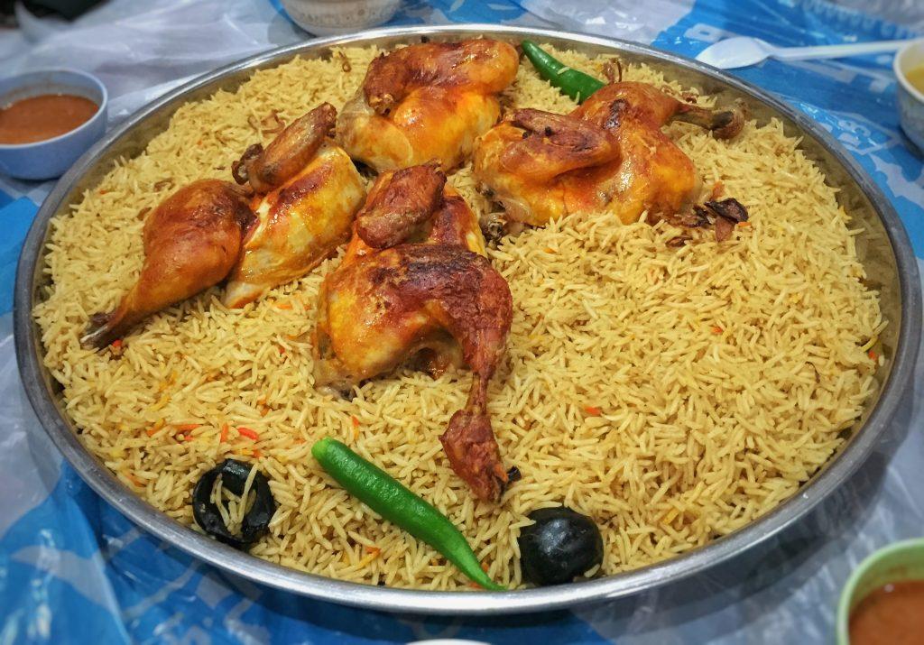 Image result for hidangan lebaran di arab