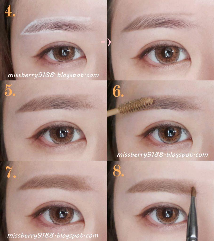 Cara Memakai Eyeshadow Ala Korea - Best Eyeshadow 2017