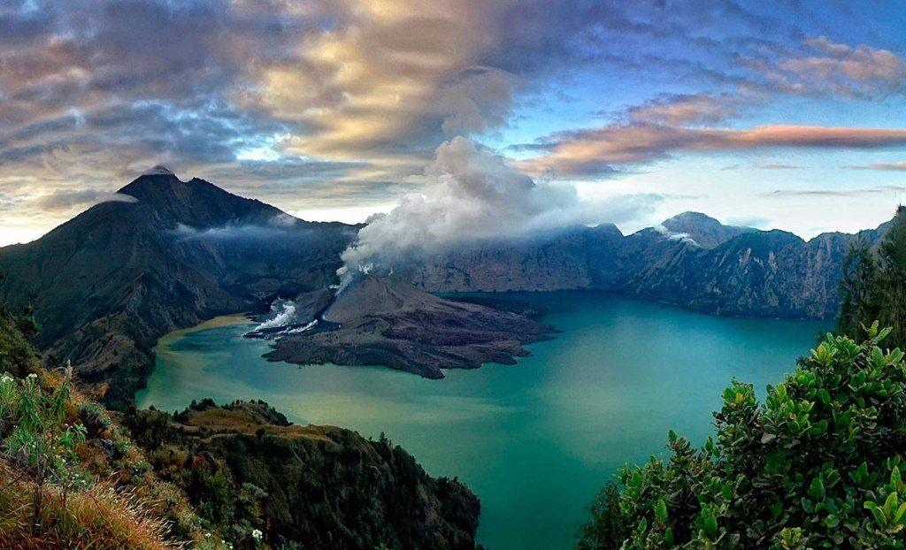 5 Letusan Gunung Paling Dahsyat di Indonesia
