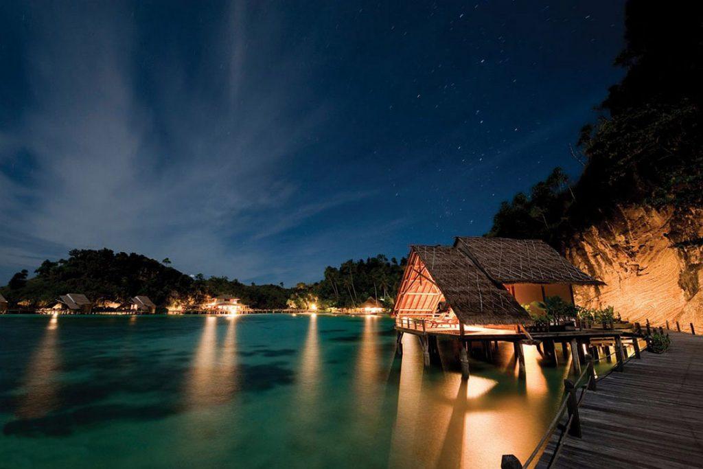 Tempat bulan madu di Indonesia - Raja Ampat