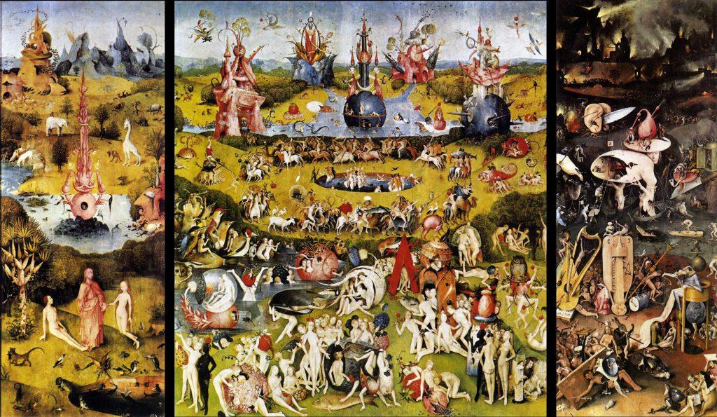 21 Lukisan Paling Mengerikan di Dunia