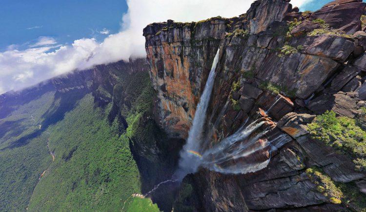 Angel Falls (Venezuela) - Air terjun tertinggi di dunia