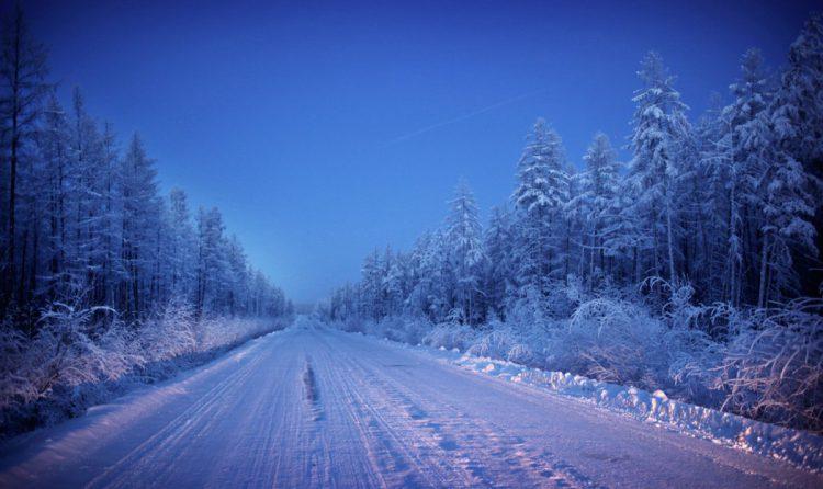 Oymyacon (Rusia) - Tempat terdingin di dunia