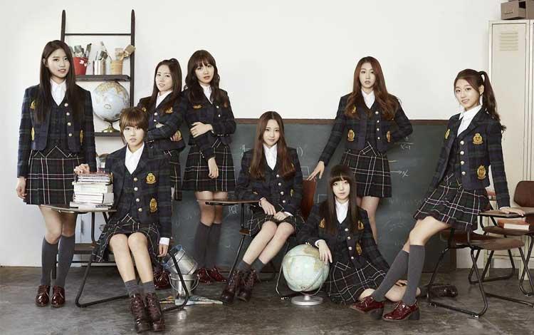 90 Koleksi Model Baju Anak Sekolah Korea Terbaik