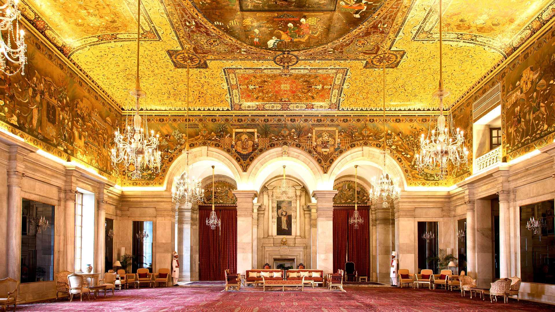 Wow Beberapa Istana Negara Ini Bikin Mulutmu Menganga