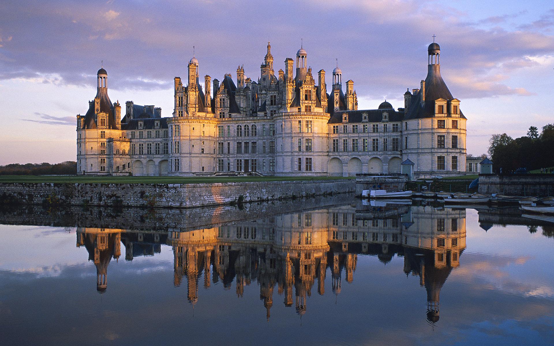 Chateau de Vizille, Isere, France скачать
