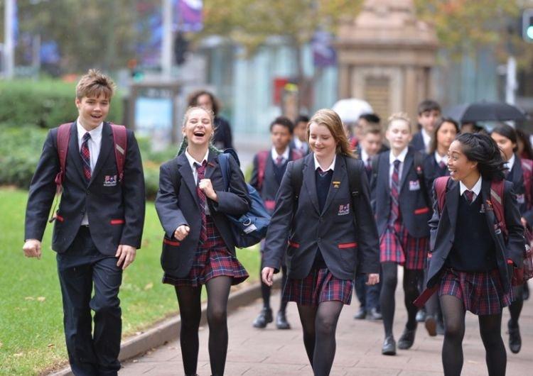 Negara Negara Dengan Seragam Sekolah Terbaik Blog Unik