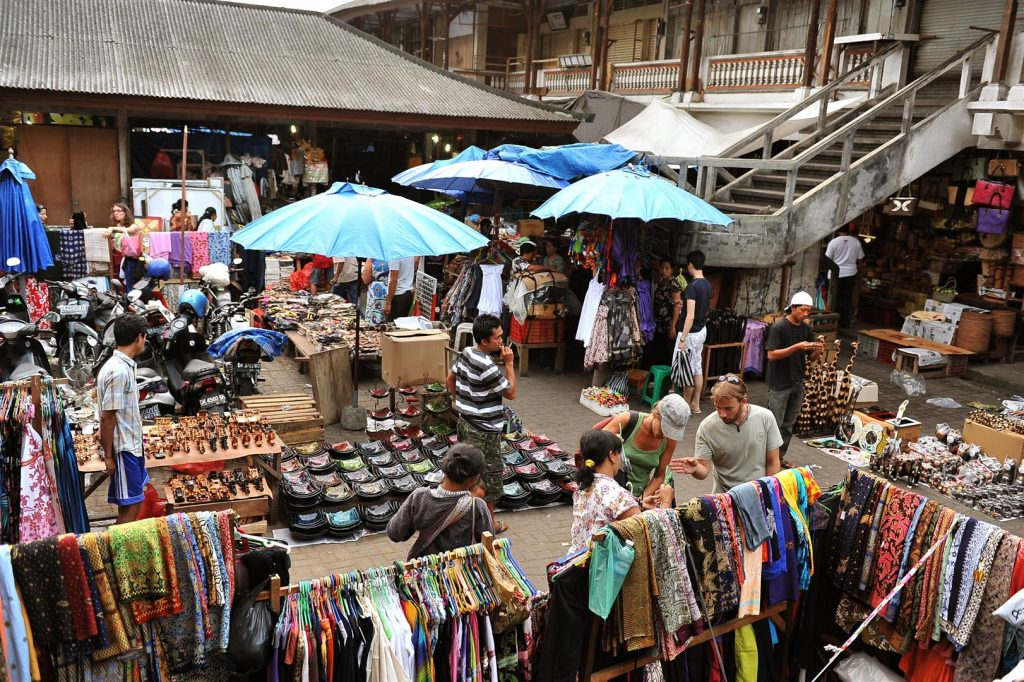 Tempat Belanja Murah Dan Favorit di Bali