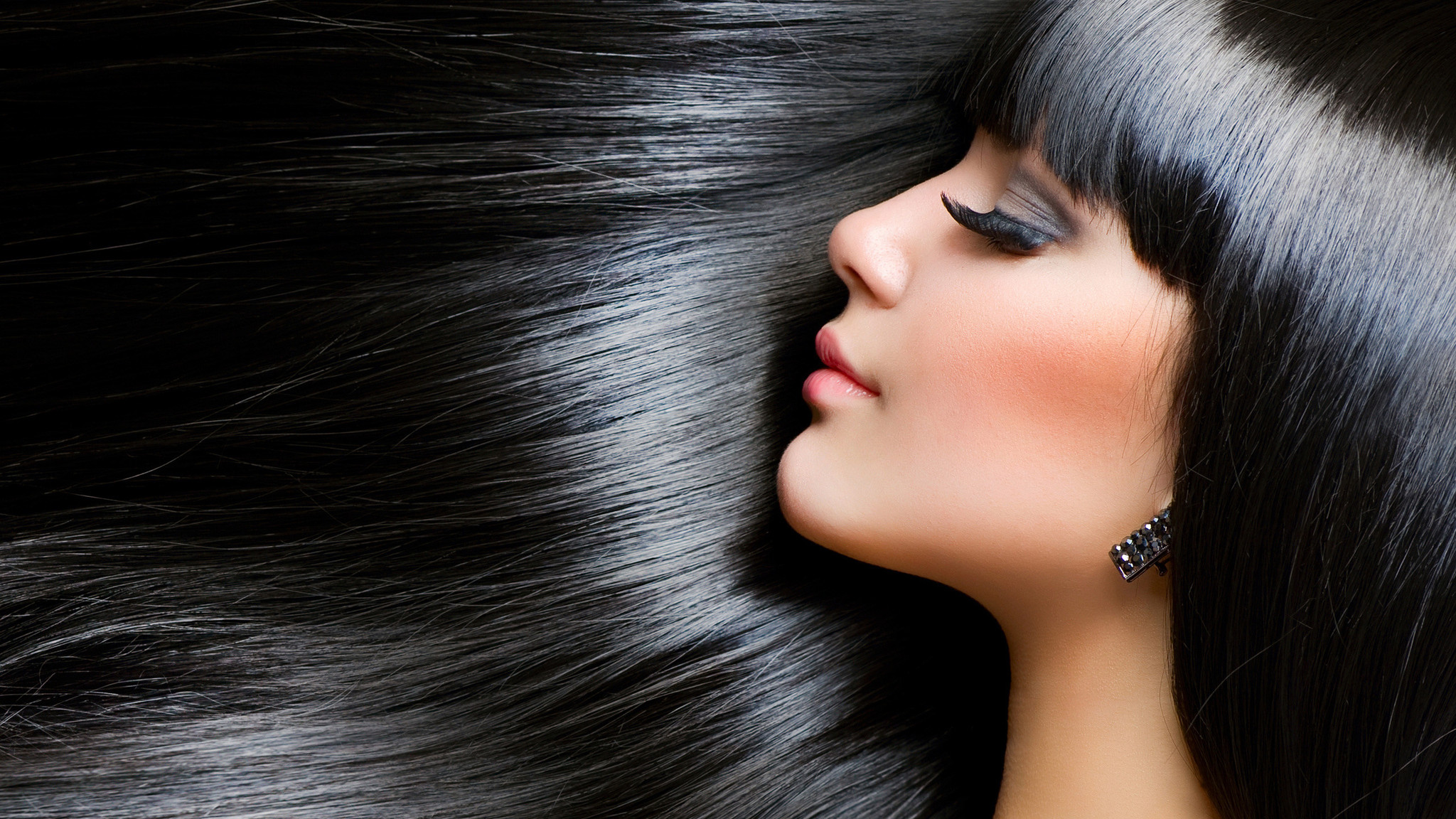 Mau Rambut Lurus Alami Bak Iklan Shampo  Tak Perlu Smoothing ke Salon 59678f2d06