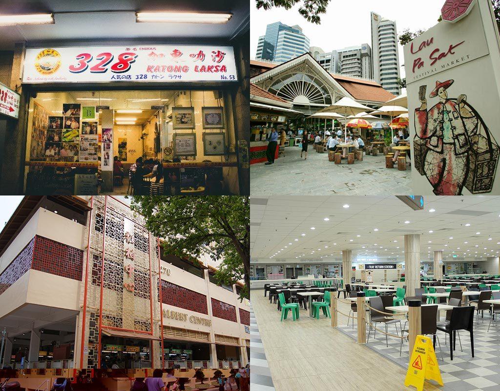 Makan Murah Meriah Di Singapura? Ini Dia Tempat Makan Yang Harus Kamu Kunjungi