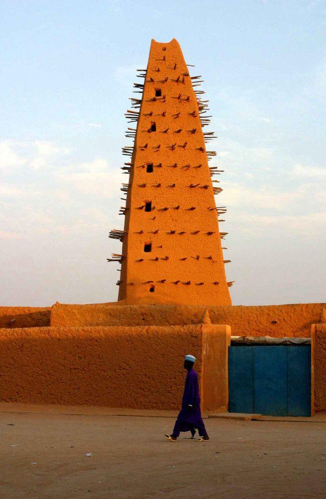 Masjid Raya Agadez (Nigeria)2 - Blog Unik