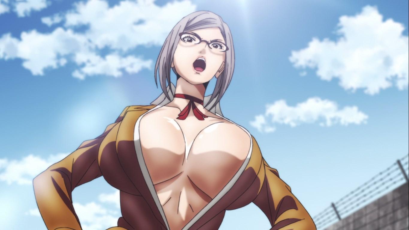 Karakter anime tercantik dan terseksi - Meiko Shiraki Prison School
