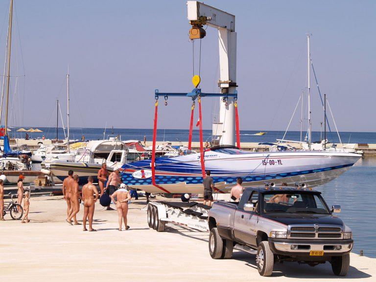 Pantai Valalta, Kroasia - Blog Unik