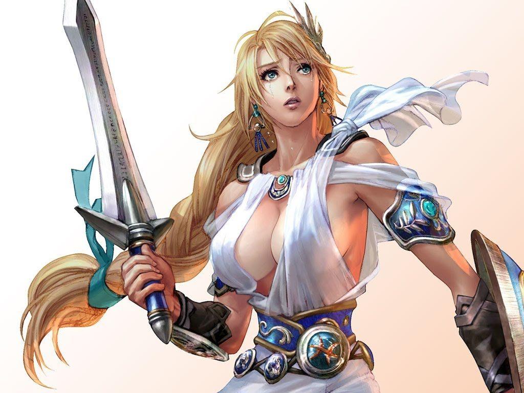 43 Karakter Game Cantik Hot Dan Seksi Blog Unik