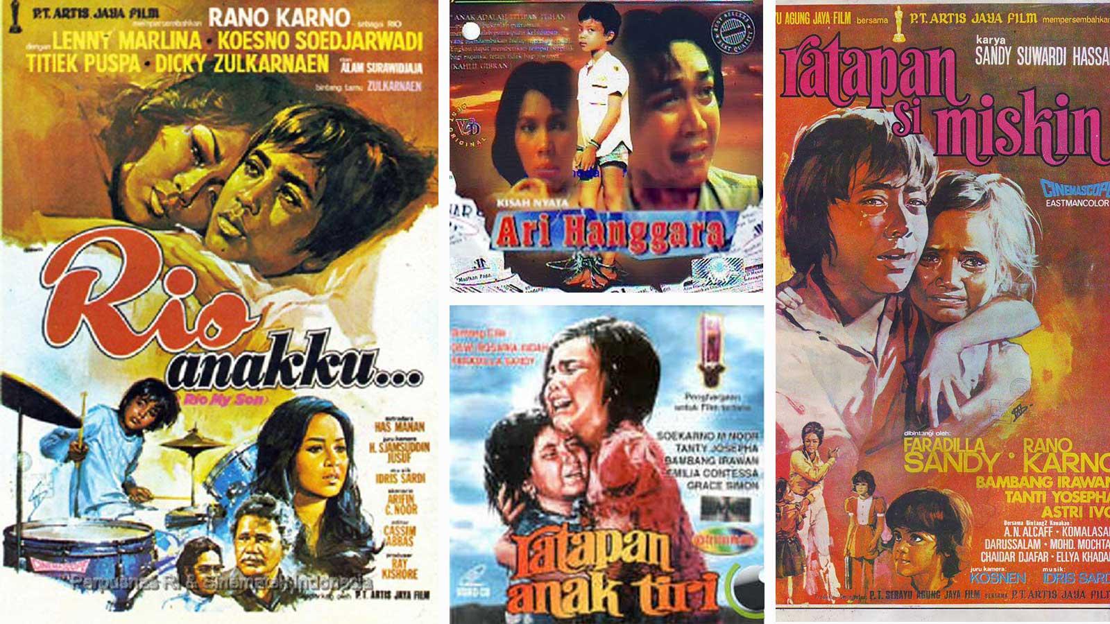 Film Sedih Indonesia Jaman Dulu Yang Menguras Air Mata