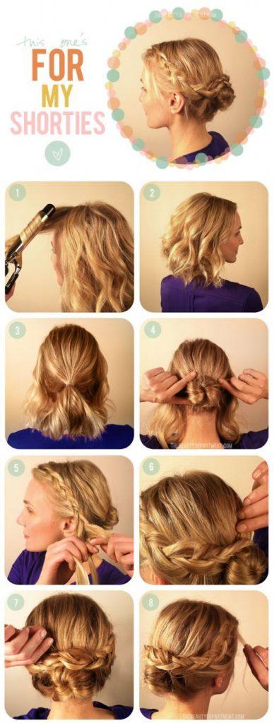 Tutorial Model Rambut Pendek Sedang Dan Panjang Yang Simple Agar Rambutmu Terlihat Lebih Bergaya Blog Unik
