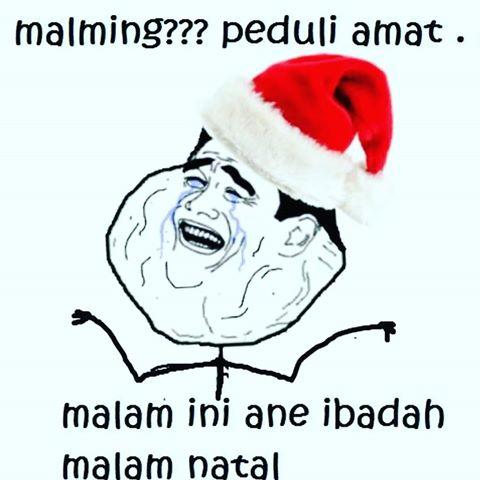 Meme Lucu Natal Meme Kocak Dan Lucu Edisi Natal Blog Unik 3118