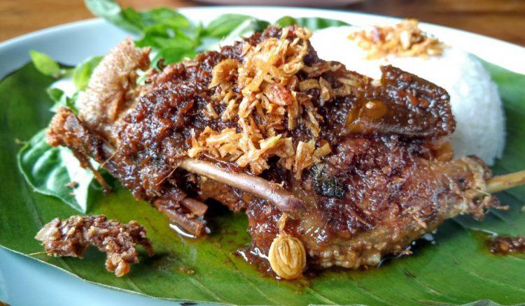 Tempat makan murah di Jakarta - Bebek Kaleyo