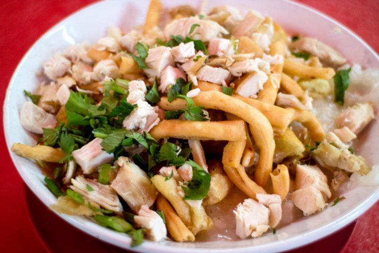 Tempat makan murah di Jakarta - Bubur Ayam Barito