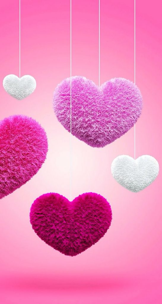 Wallpaper romantic for smartphone 8