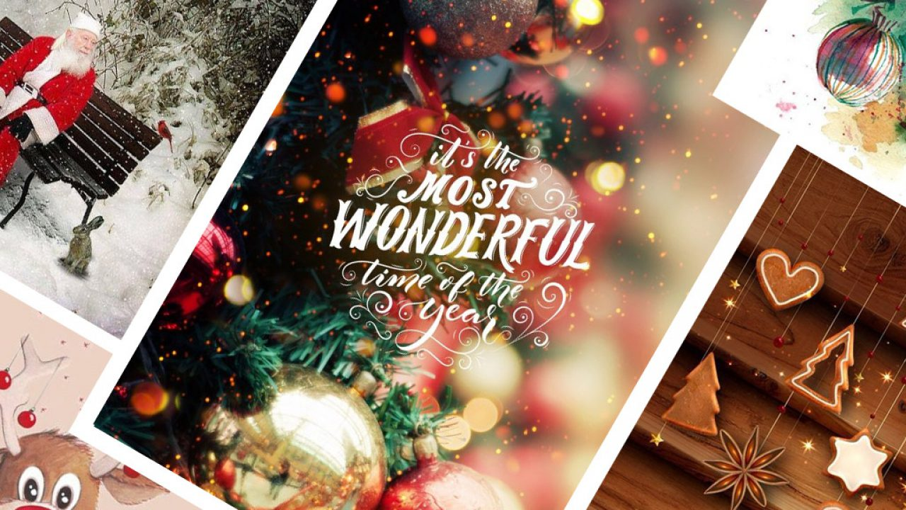 Download 70 Wallpaper Natal HP Gratis Blog Unik