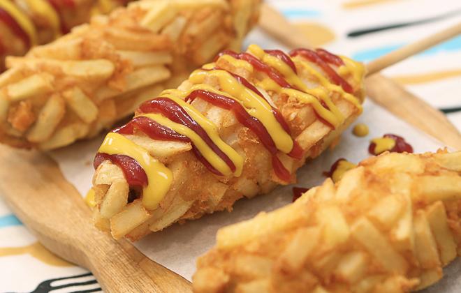 Resep Hotang Hotdog Kentang Blog Unik