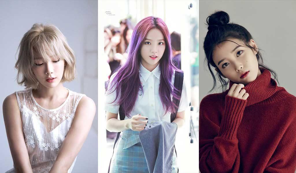 Trend Model Rambut Wanita Ala Korea Ini Bisa Kamu Tiru Lho ...
