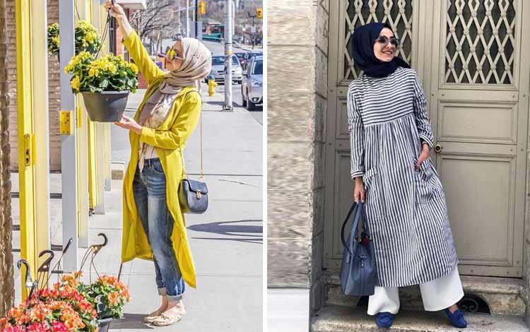Trend Busana Muslim 2018 Gayamu Bakal Makin Keren Nih Blog Unik