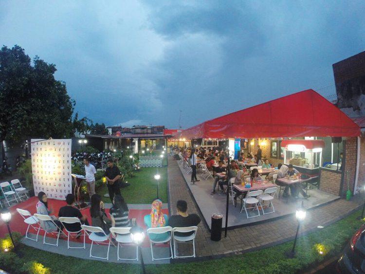 Tempat makan murah di Jakarta - warung nagih
