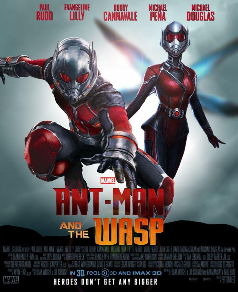 Anime Yang Akan Rilis Juli 2018 Ant And The Wasp 6 Unik