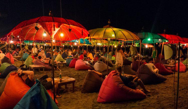 Tempat nongkrong asik di Bali - La Plancha