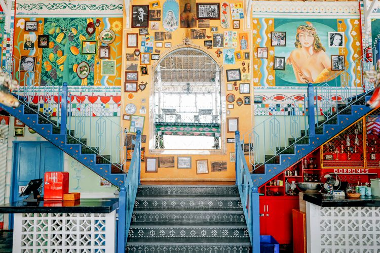 Tempat nongkrong asik di Bali - Motel Mexicola