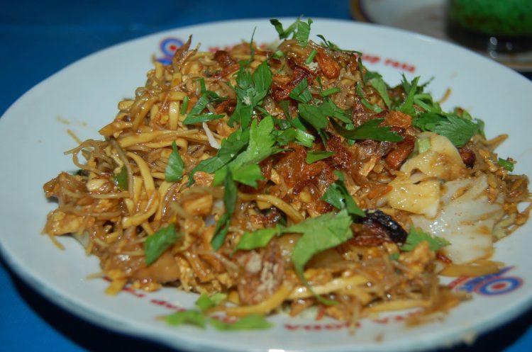 Tempat makan murah di Jogja - Bakmi Shibitsu