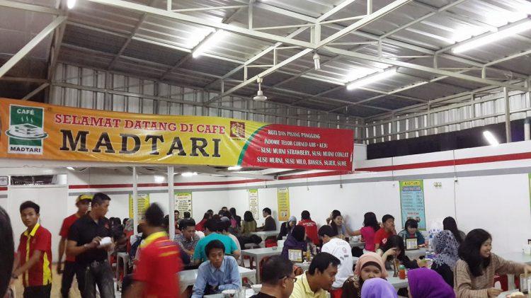 Tempat makan murah di Bandung - Cafe Madtari Bandung