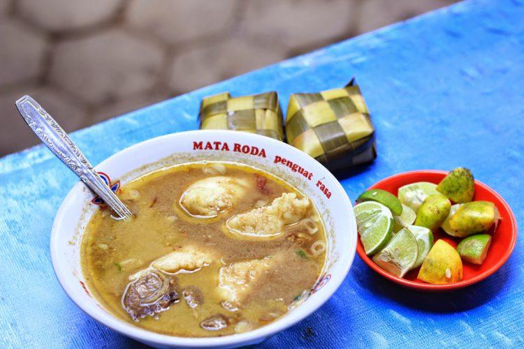 Tempat makan murah di Jogja - Coto makassar la capila