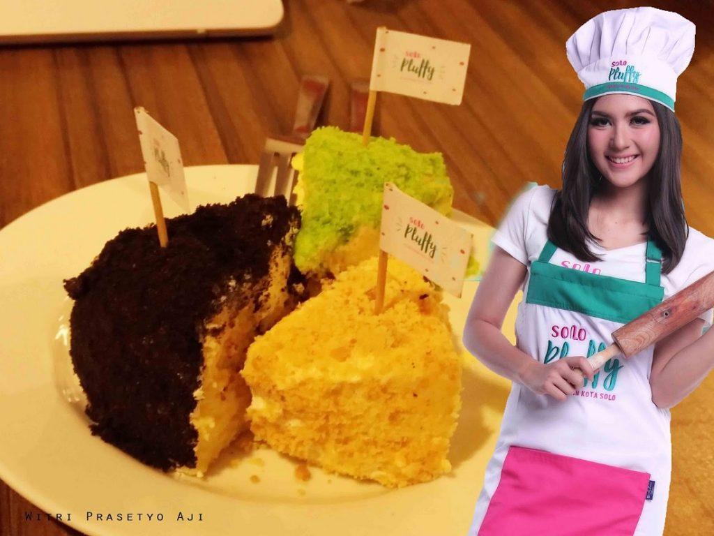 Pluffy Cake