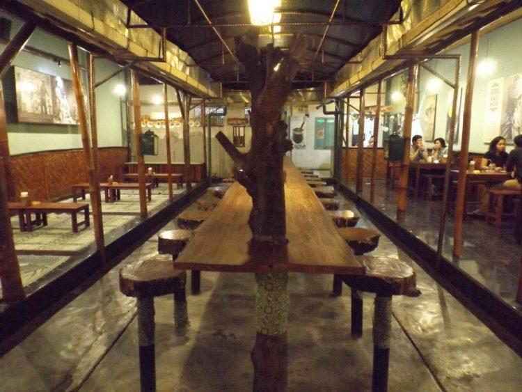 Tempat makan murah di Jogja - Kedai Rakjat Djelata
