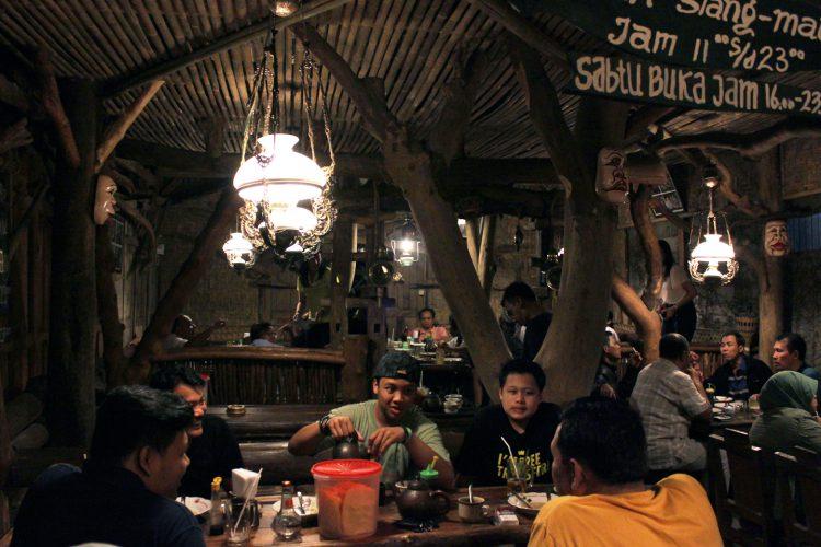 Tempat makan murah di Jogja - Mie Jawa Warung Mbah Gito