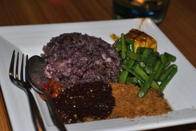 Tempat makan murah di Bandung - Nasi Kalong