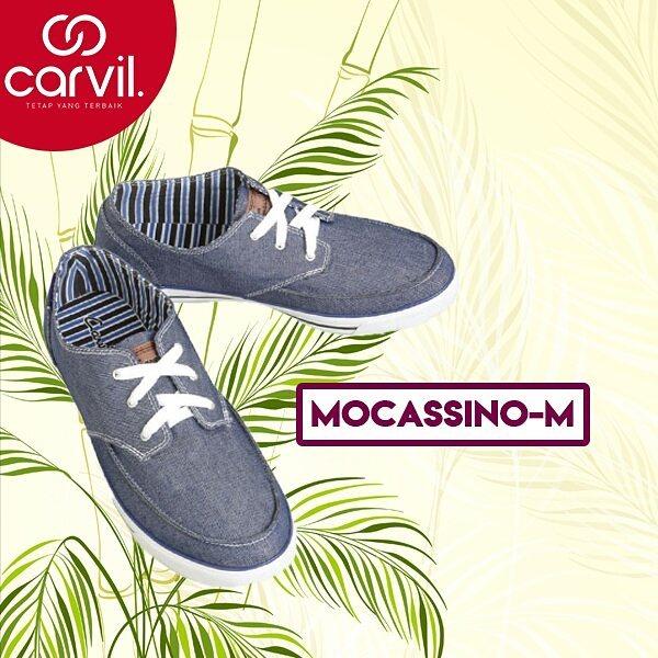 Sepatu buatan lokal yang bagus - Carvil