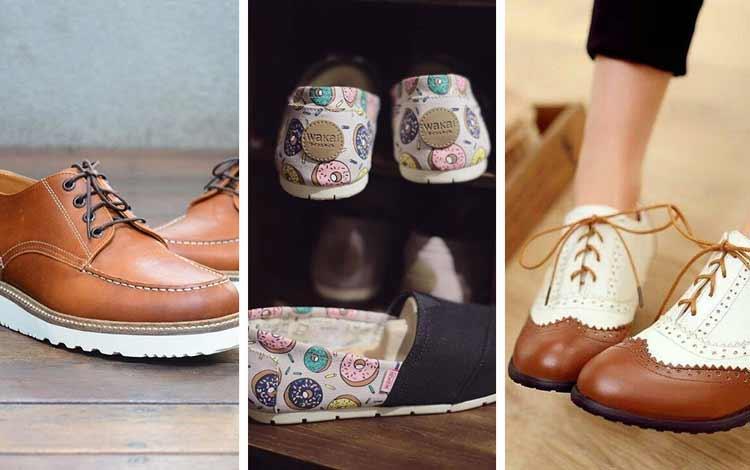 Merk sepatu Indonesia bagus dan berkualitas
