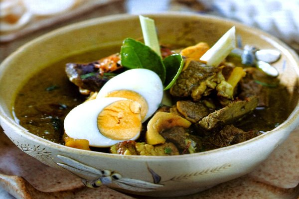 Tempat makan murah di Jogja - Soto Sulung Stasiun Tugu