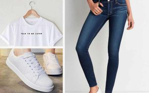 Tips fashion simple dan murah