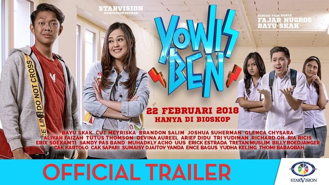 Dijamin Ngakak!! Review Film Yowis Ben, Film Komedi Baru