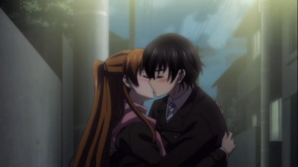 86 Gambar Kartun Anime Yang Romantis Gratis