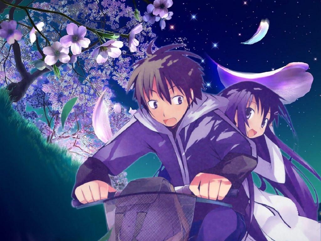 Unduh 2000 Wallpaper Anime Pasangan Romantis HD Paling Keren