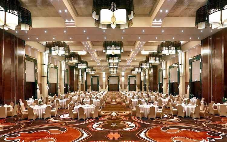 Wedding Venue di Jogja - Hotel Royal Ambarrukmo Jogja