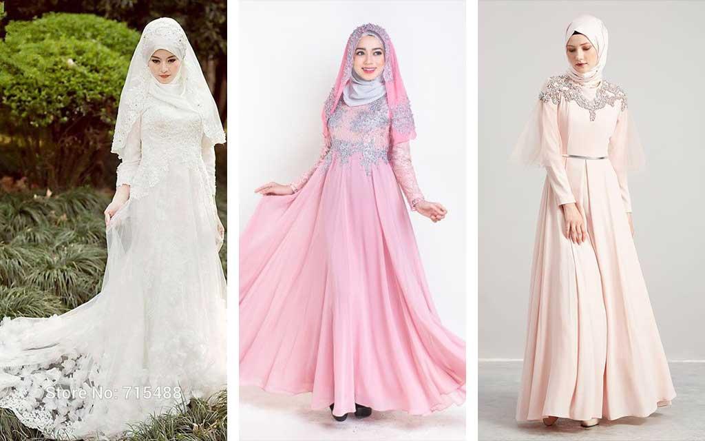 Inspirasi Baju Pengantin Muslimah Yang Bisa Kamu Tiru Untuk